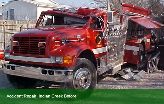 accidentrepairindiancreekbefore